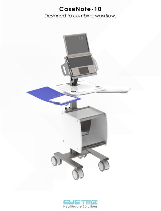 Francehopital Ward Trolley