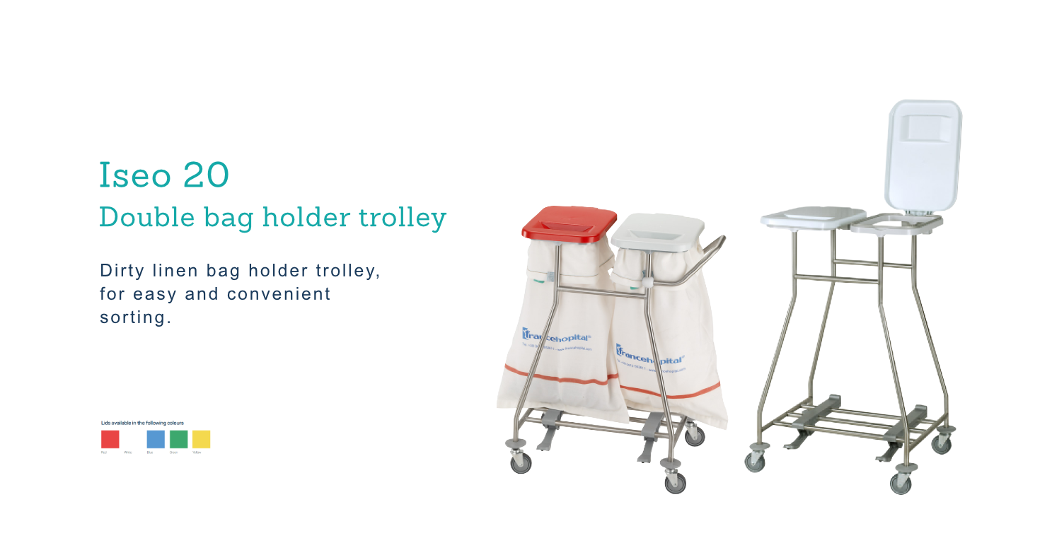 CB 20 – CB20P Linen Trolley