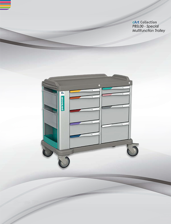 Persocar Multifunction Cart P8SL00