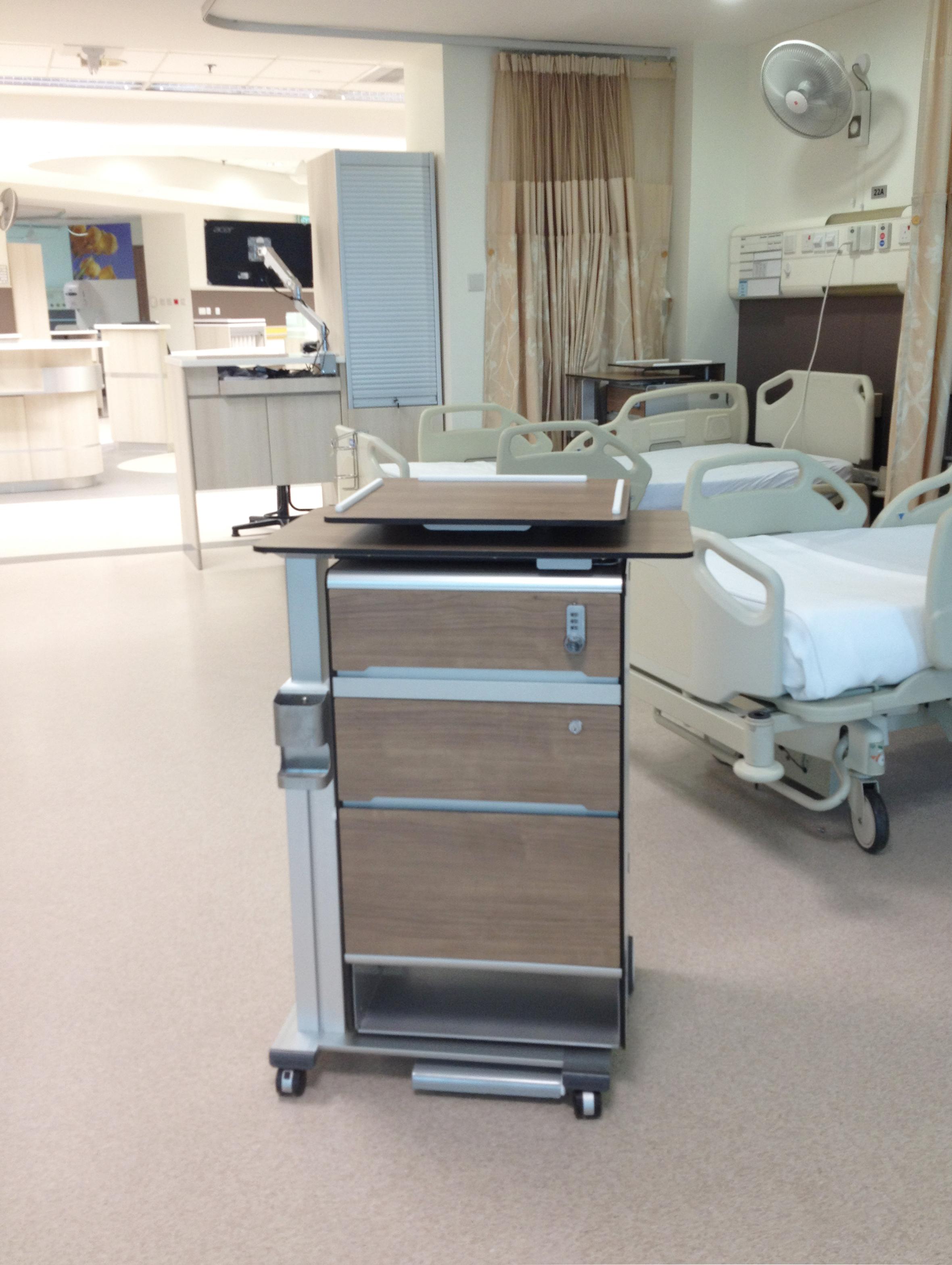 Integrated Bedside Unit BS-01