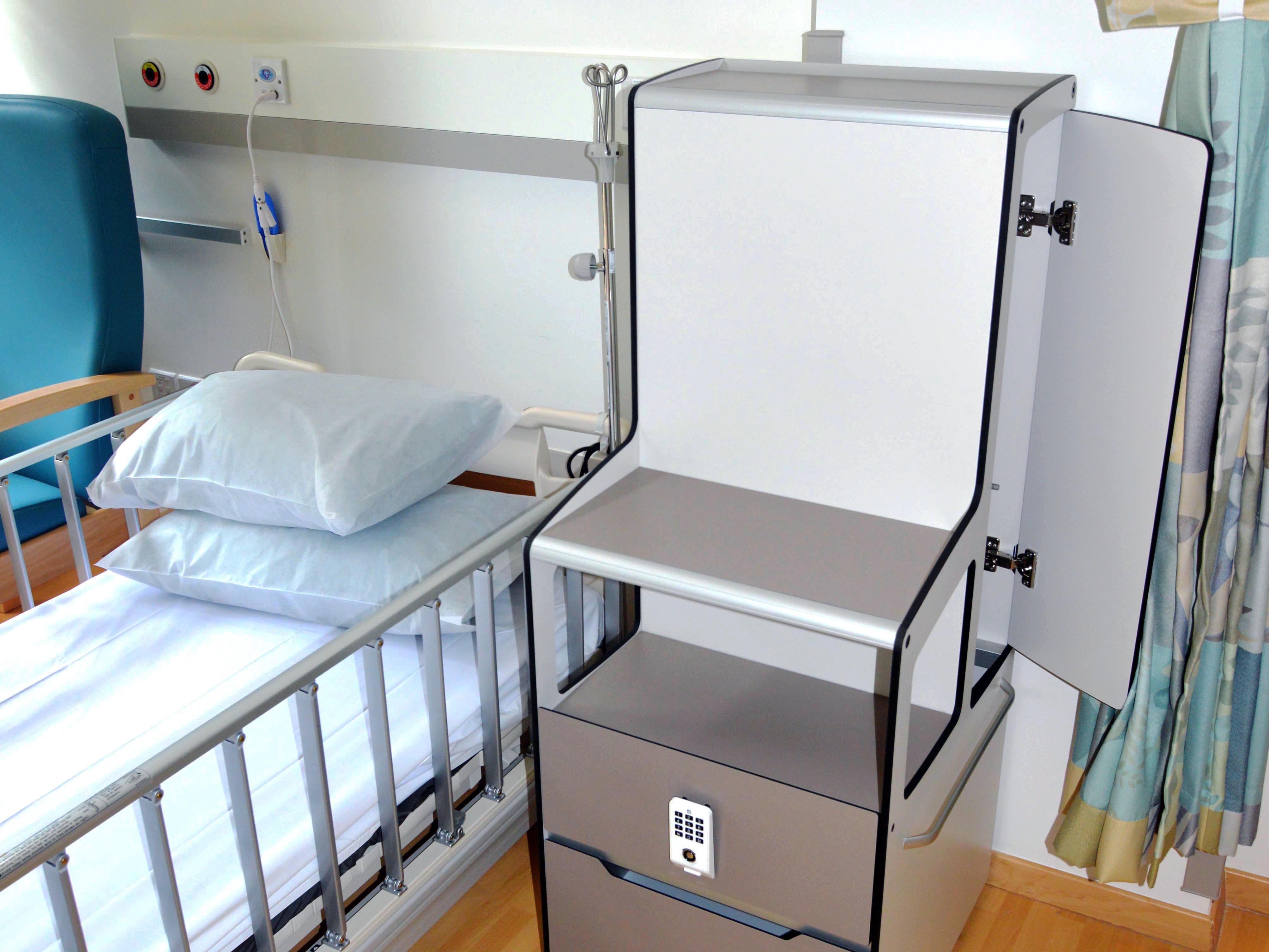 Bedside Wardrobe BS-14