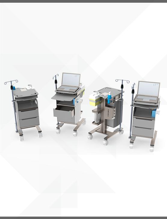 Phlebotomy Mobile Workstation PB-10