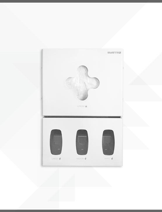 Wall Dispenser WD-14