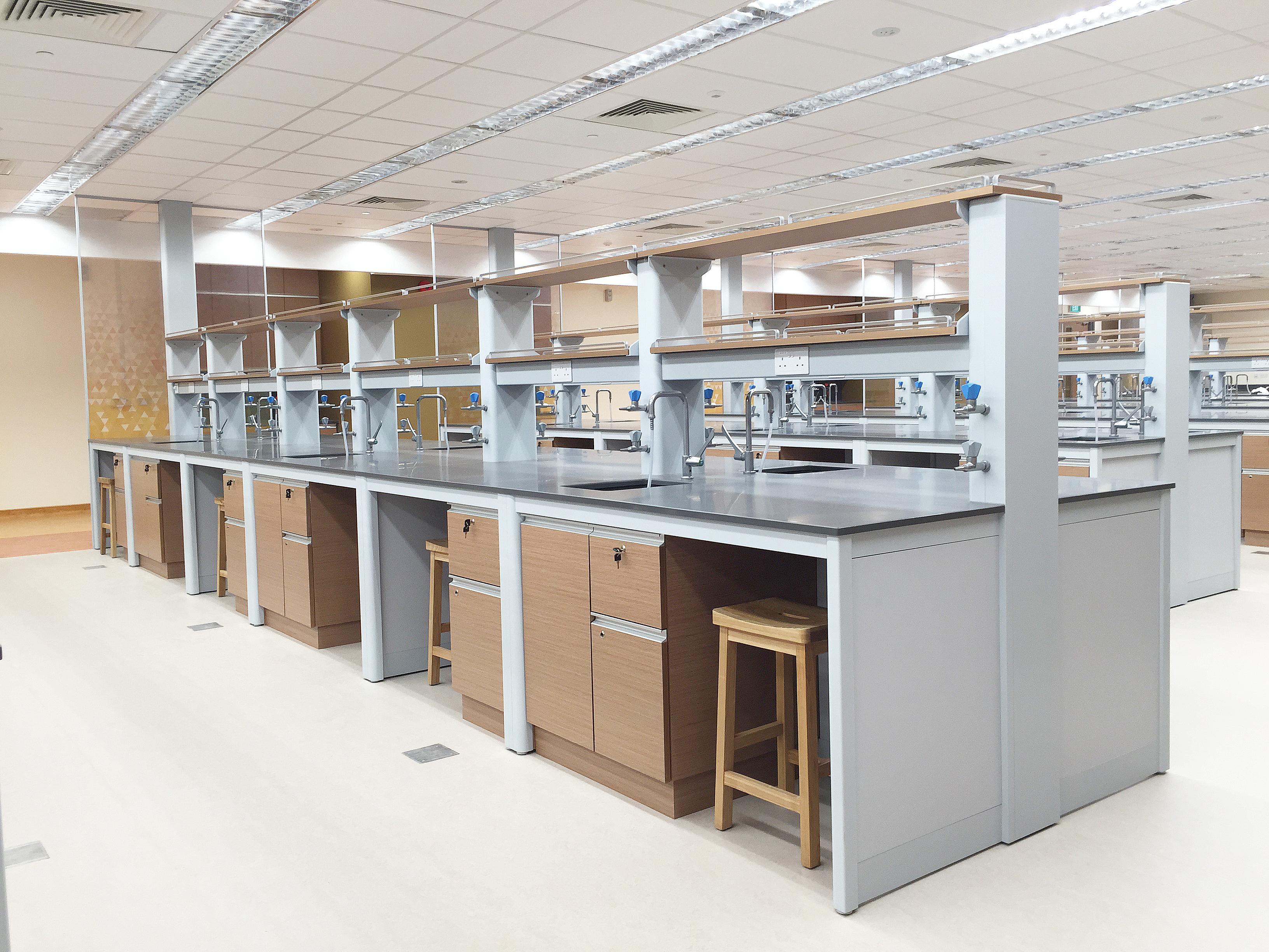 FX Series Lab Bench 3