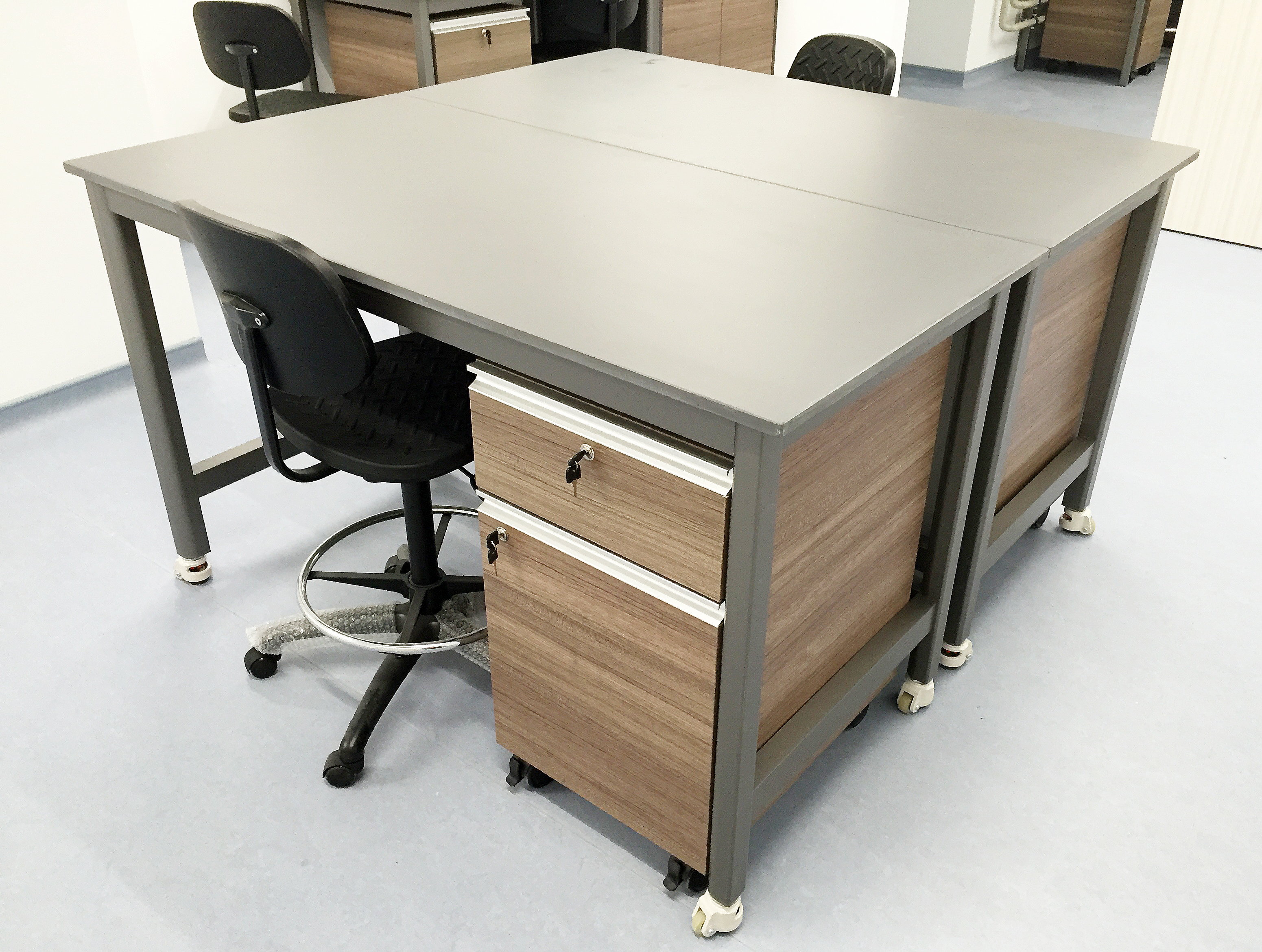 Mobile Lab Tables