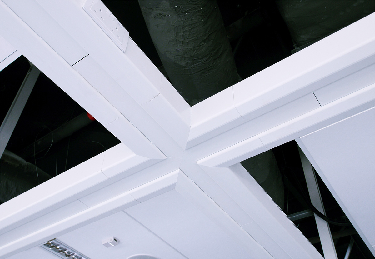 2) Ceiling Trunking