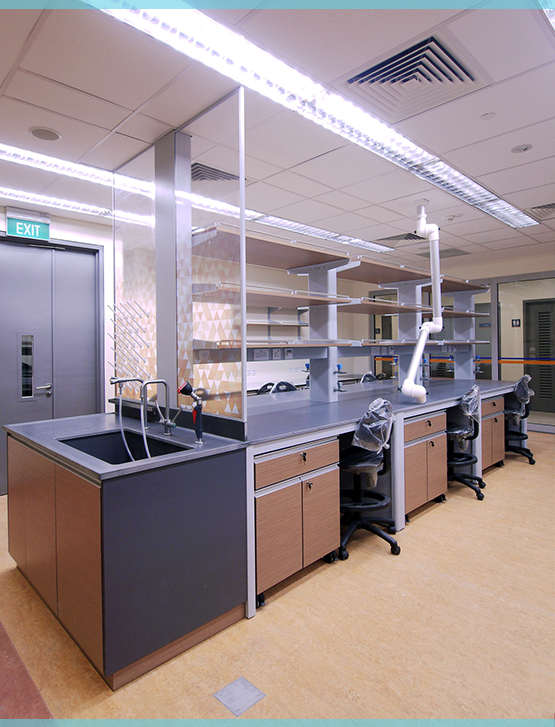 FX Series Lab Bench 1