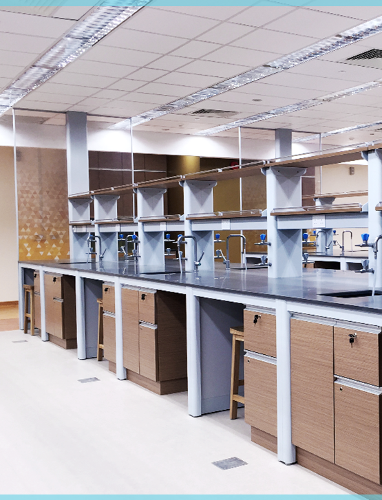 FX Series Lab Bench 4