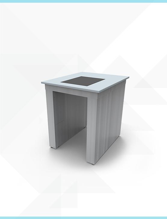Balance/Anti-Vibration Table