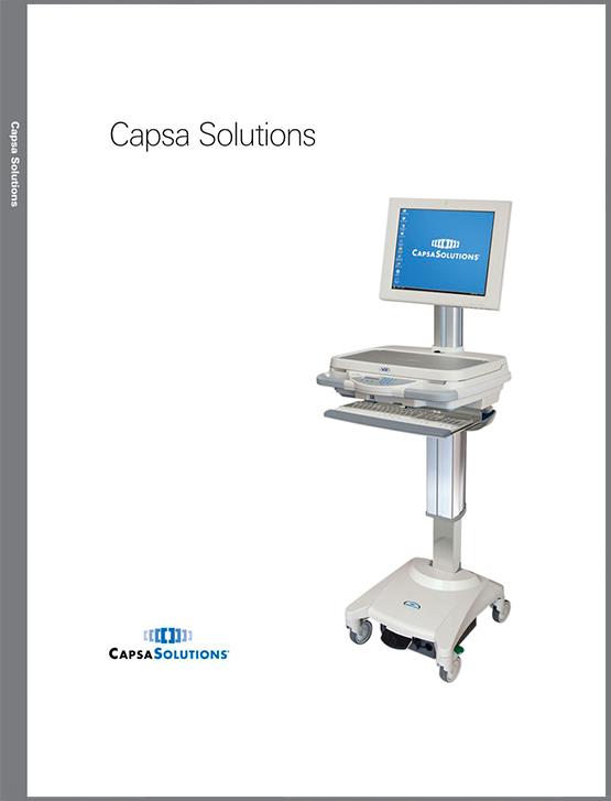 Capsa VX 10 Laptop Workstation