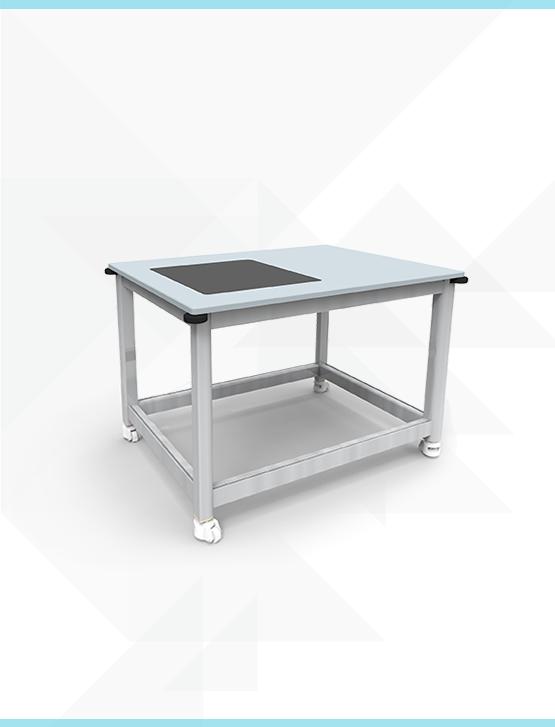Mobile Balance/Anti-Vibration Table