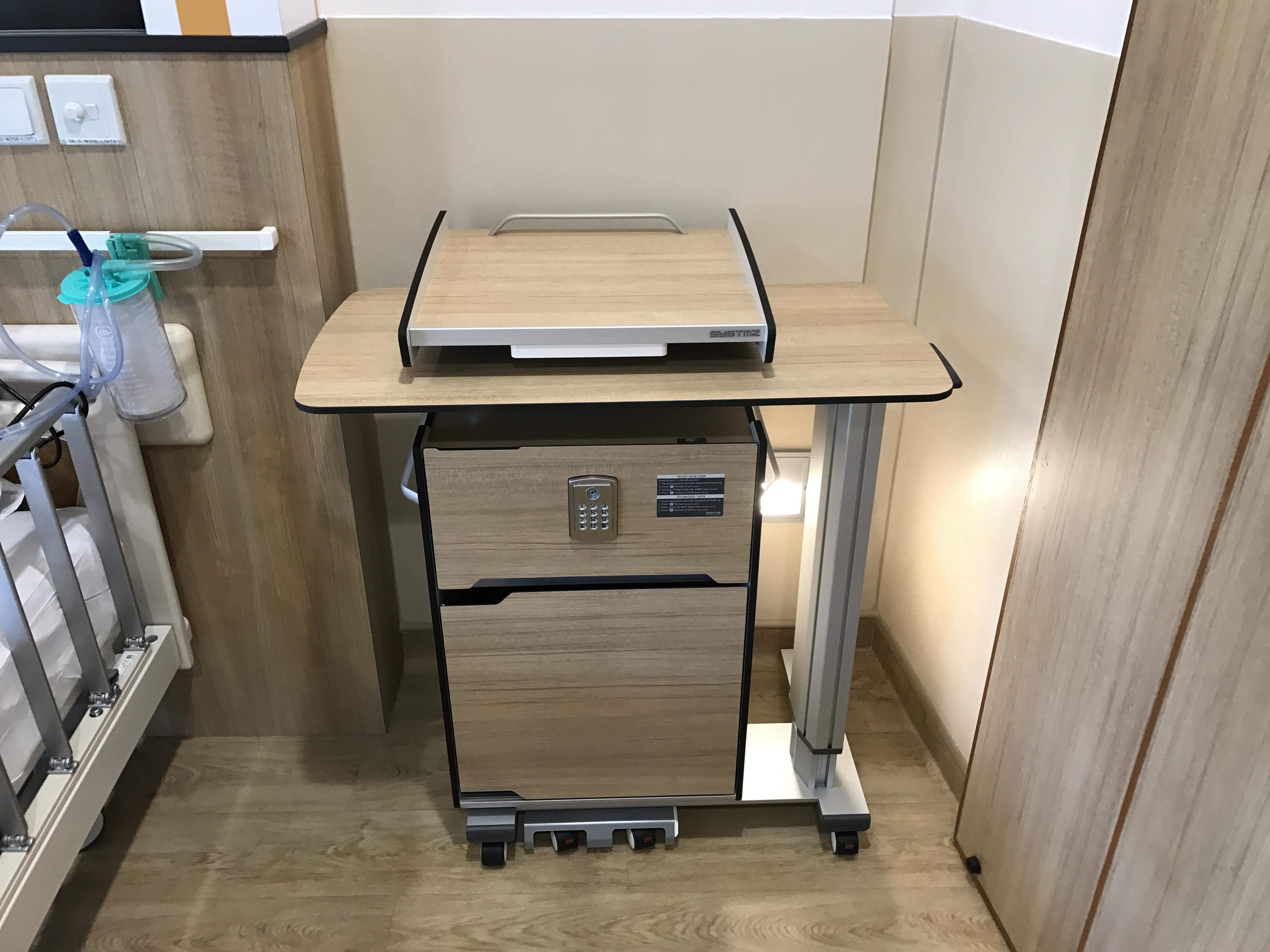 Integrated Bedside Unit BS-16