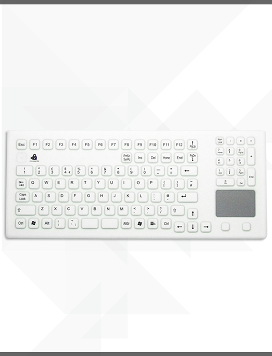 Silicone w/ Touchpad (Gett)