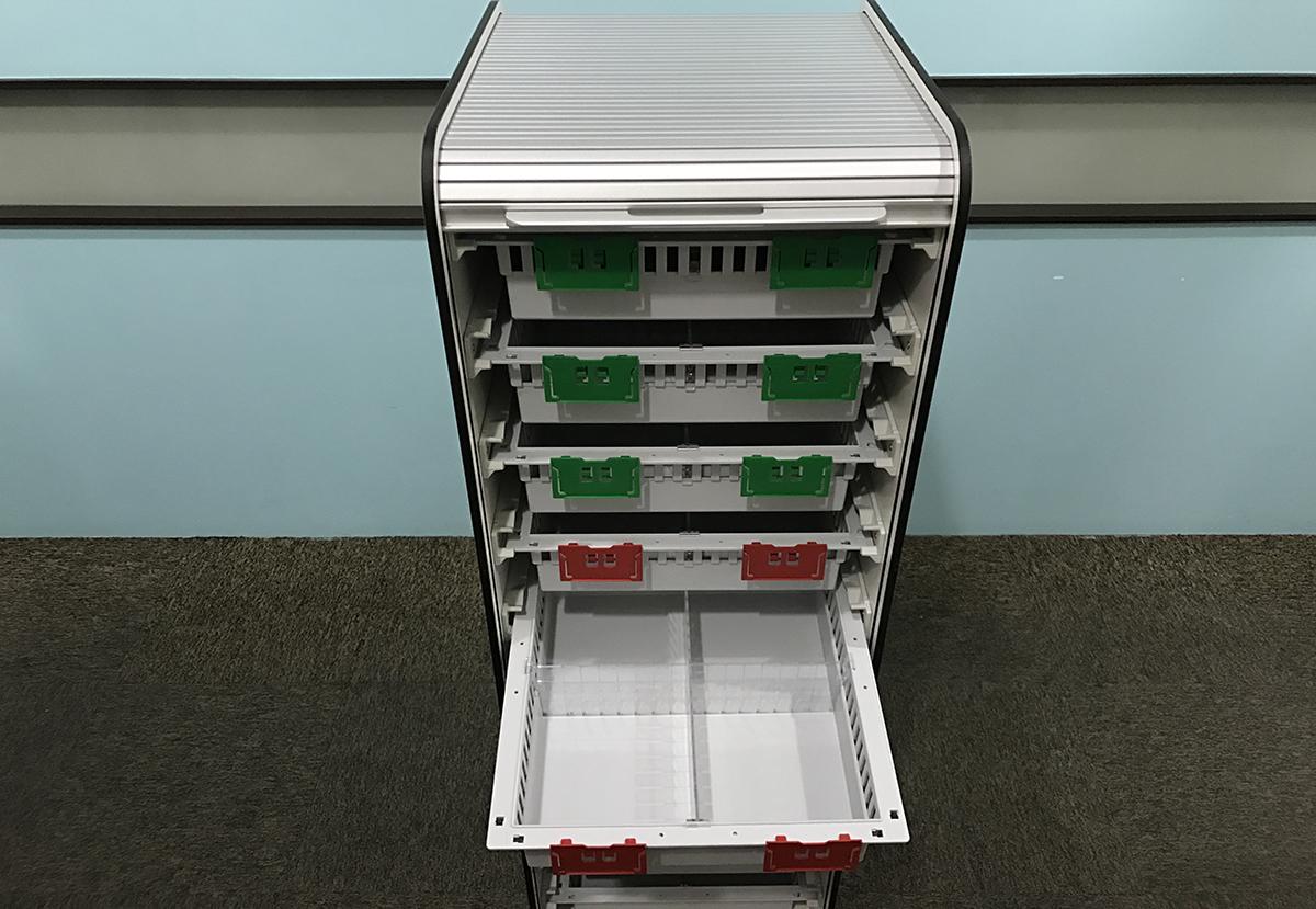 3) Modular Transfer Cart