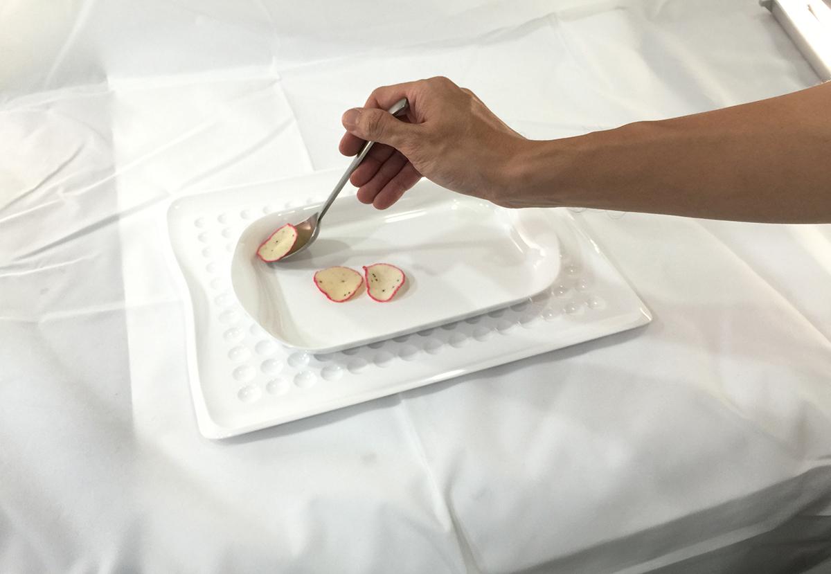 7) Ripple Serving Plate