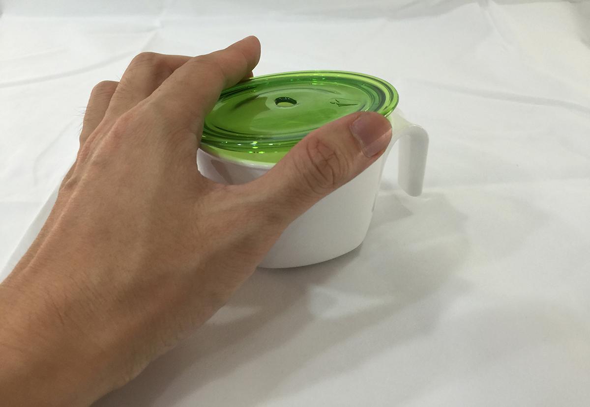 4) Ripple Cup