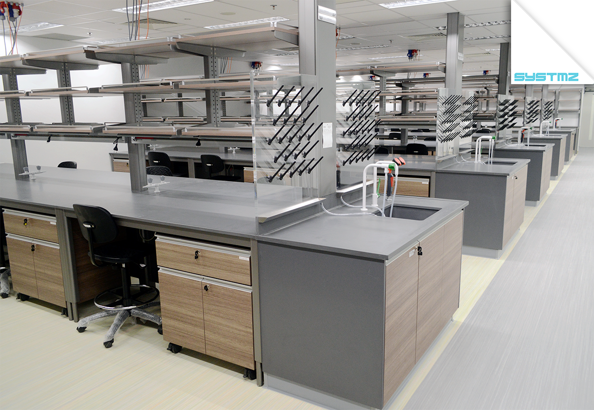 University Teaching Lab