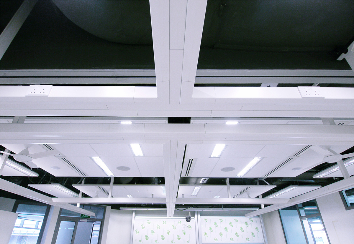 5) Ceiling Trunking