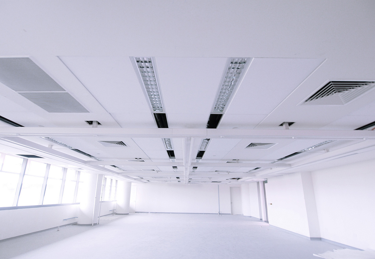6) Ceiling Trunking