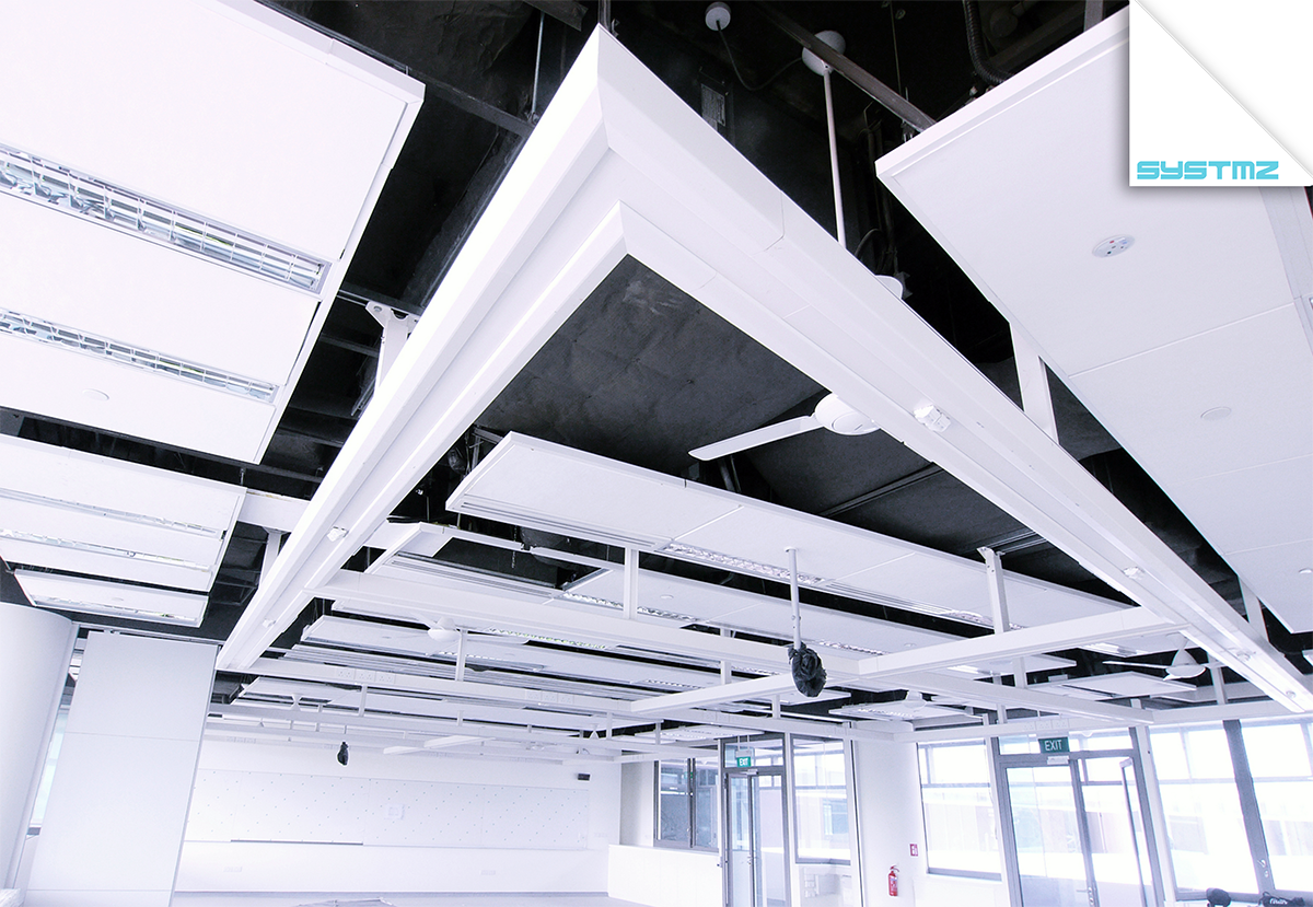 Ceiling Trunking