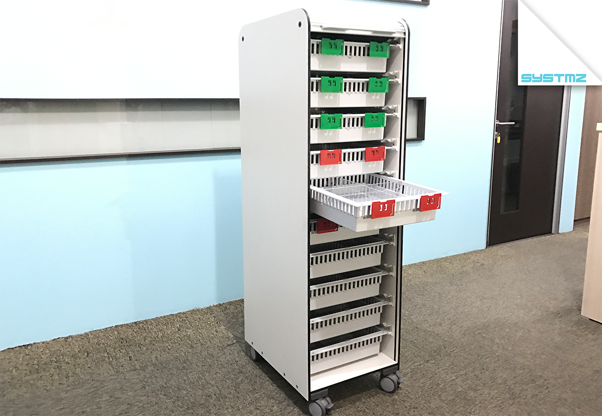 Modular Transfer Cart MS-06