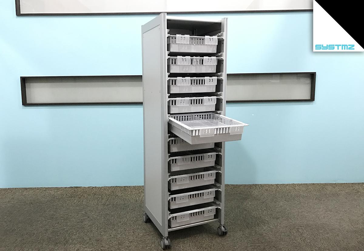 ISO Modular Shelving MS-01