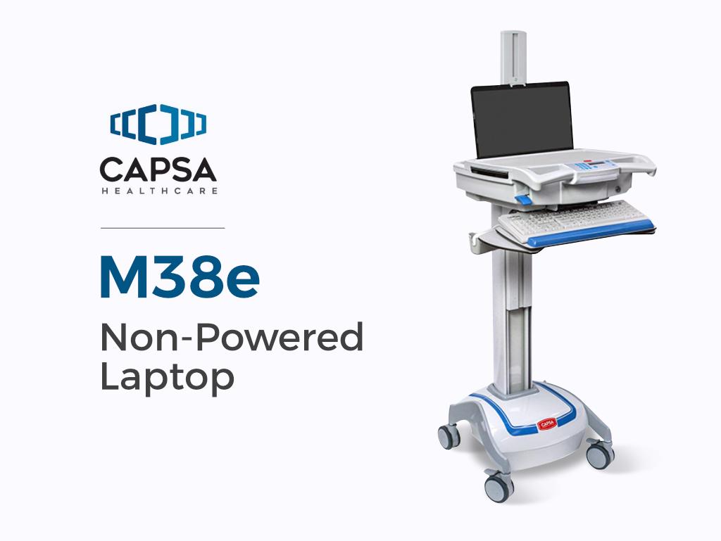 M38e Non-Powered Laptop