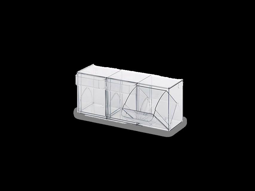Tipping Box modules Transparent