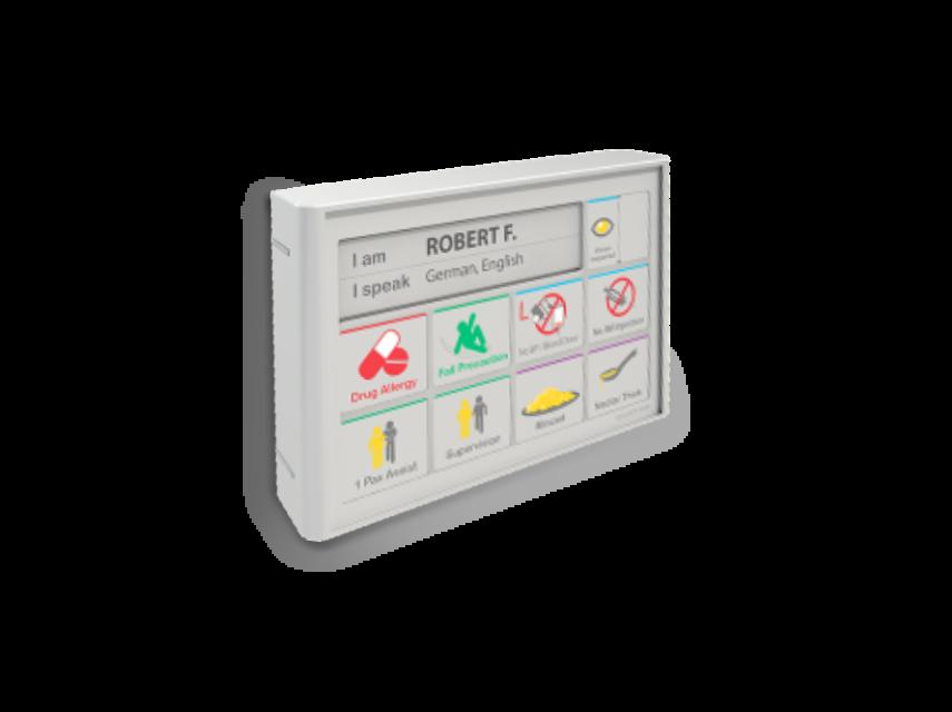 User Centric PIB AC-08
