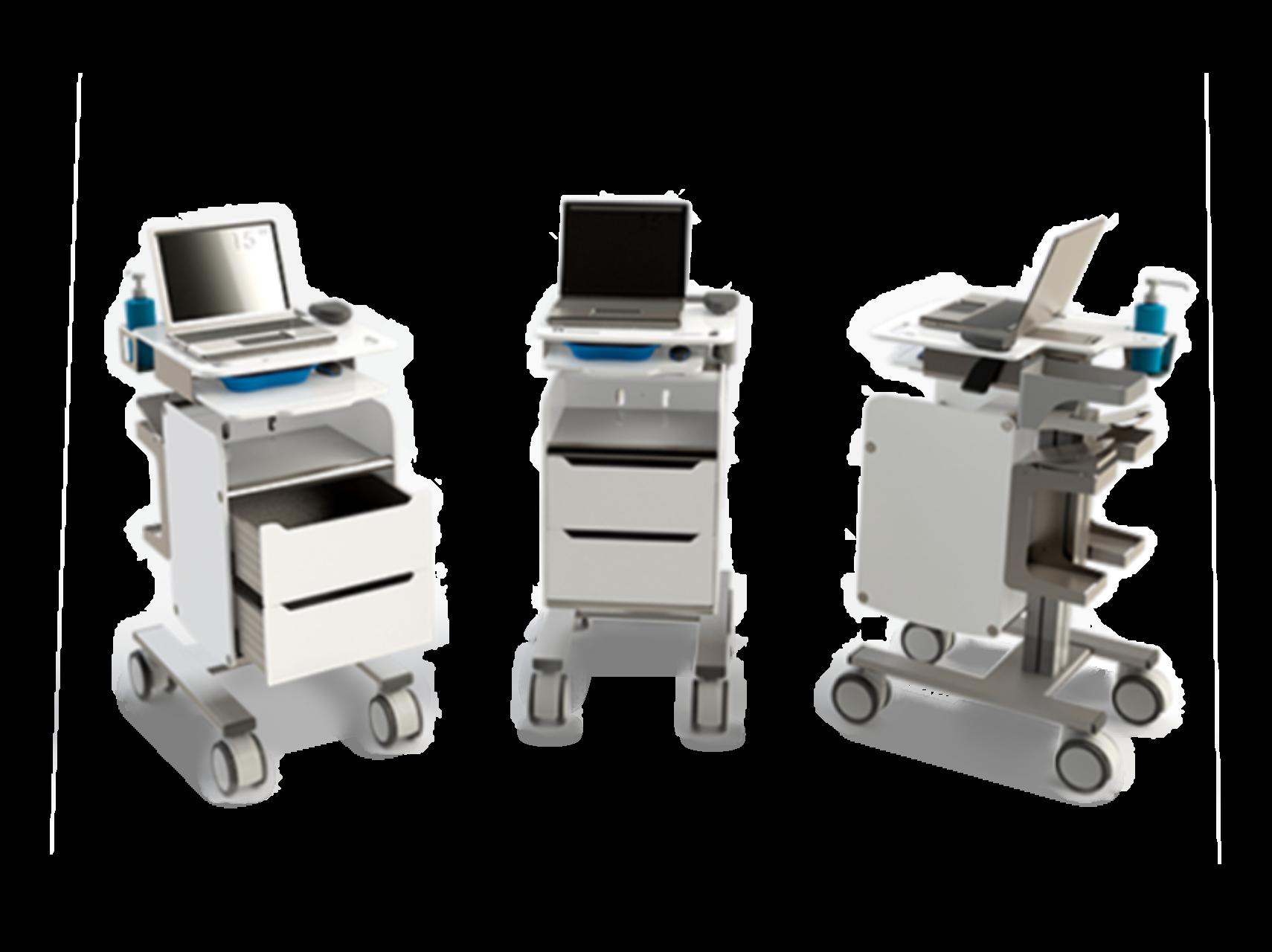 Phlebotomy Mobile Workstation PB-02  Copy