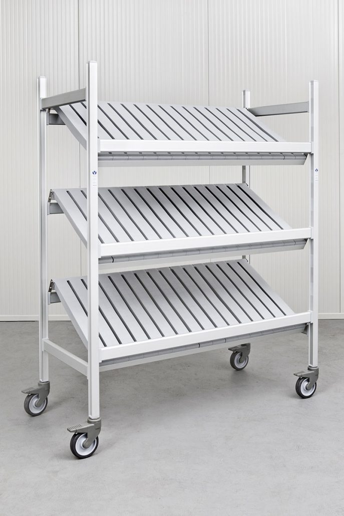 Utility Trolley - Angled Version