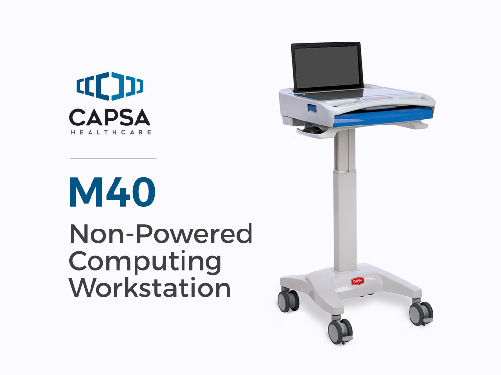 M40 Non-Powered Computing Workstation